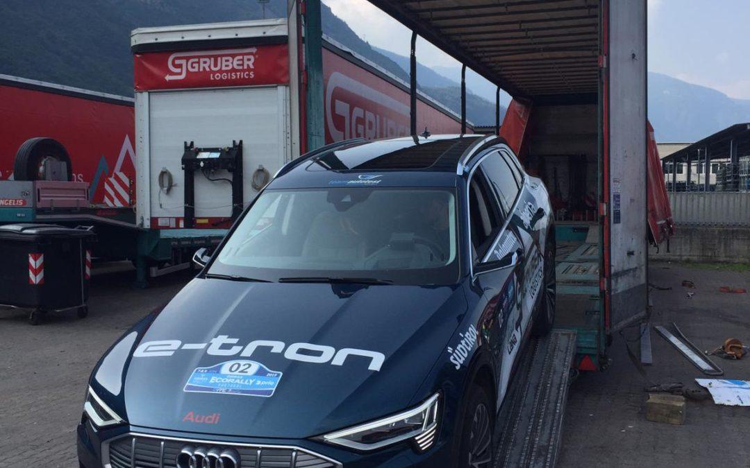 Pech in Portugal für das Team Autotest Motorsport